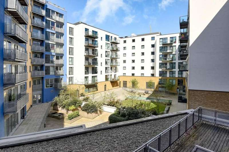 1 Bedroom Flat for sale in Deals Gateway, Lewisham