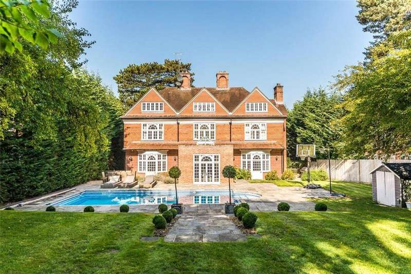 6 Bedrooms Detached House for sale in Friary Road, Ascot, Berkshire, SL5