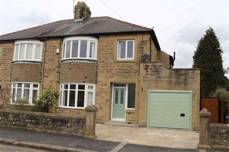 3 Bedrooms Semi Detached House for rent in Cecil Road, Barnard Castle, County Durham
