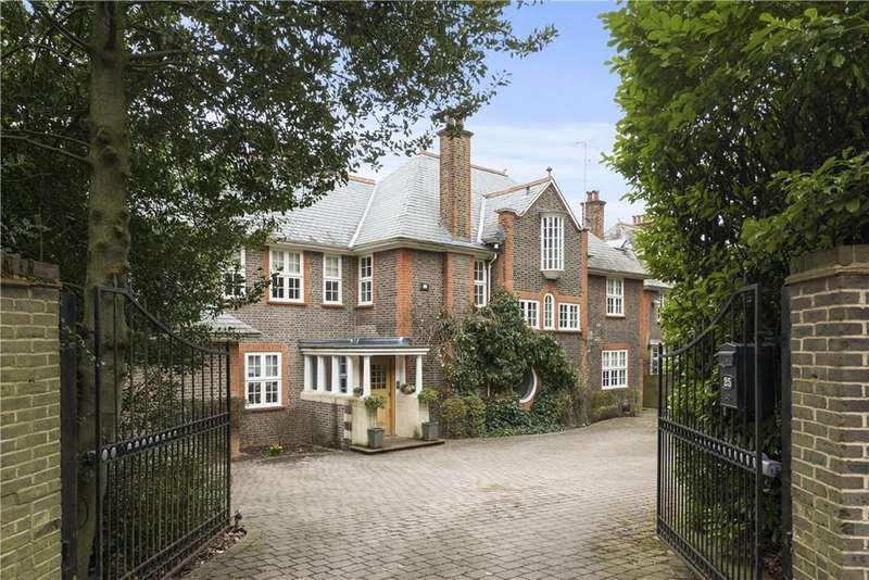 6 Bedrooms Detached House for sale in Arthur Road, Wimbledon Village, London, SW19