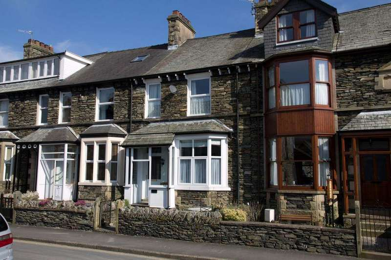 5 Bedrooms Terraced House for sale in 11 Upper Oak Street, Windermere, Cumbria, LA23 2LB