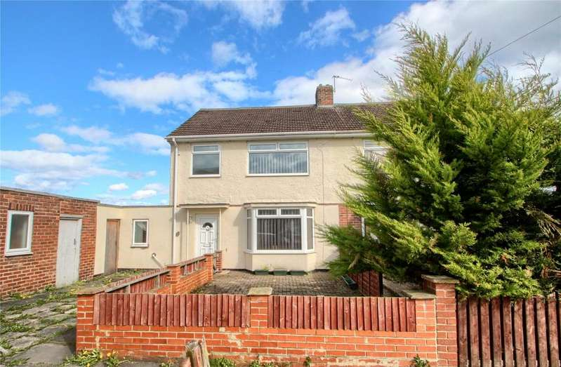 3 Bedrooms Semi Detached House for sale in Radstock Avenue, Roseworth