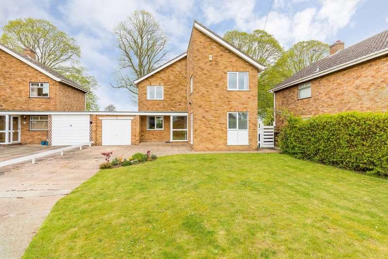 4 Bedrooms Detached House for sale in Veronica Close, Branston, Lincoln