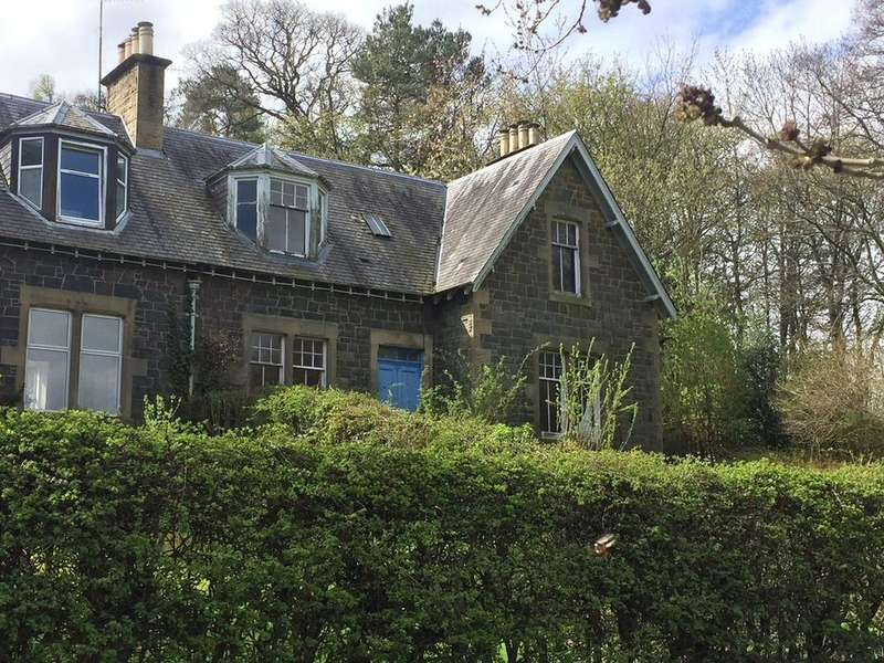 3 Bedrooms Semi Detached House for sale in Oakbank House, Cardrona, Peebles, Scottish Borders, EH45