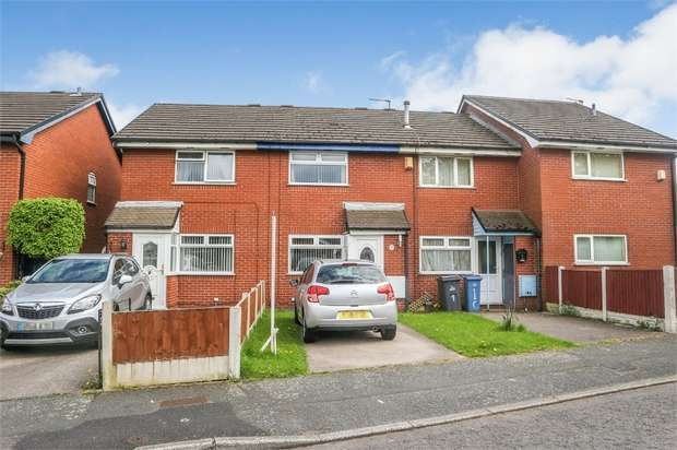 2 Bedrooms Terraced House for sale in Chidlow Close, Widnes, Cheshire