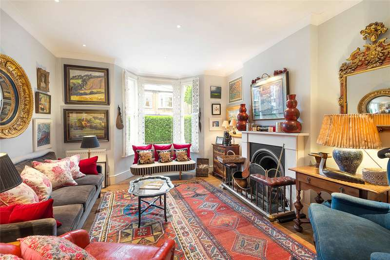 4 Bedrooms Terraced House for sale in Edna Street, Battersea, London, SW11