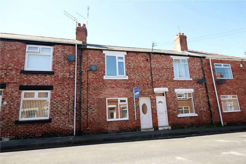 2 Bedrooms Terraced House for sale in Wark Street, Chester le Street, Co Durham, DH3