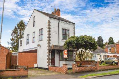 4 Bedrooms Detached House for sale in Birstall Road, Birstall, Leicester, Leicestershire