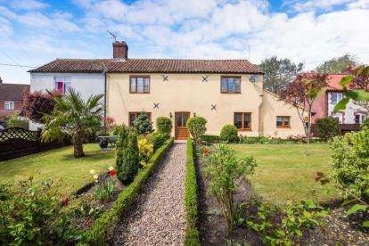 4 Bedrooms Semi Detached House for sale in Great Dunham, King's Lynn