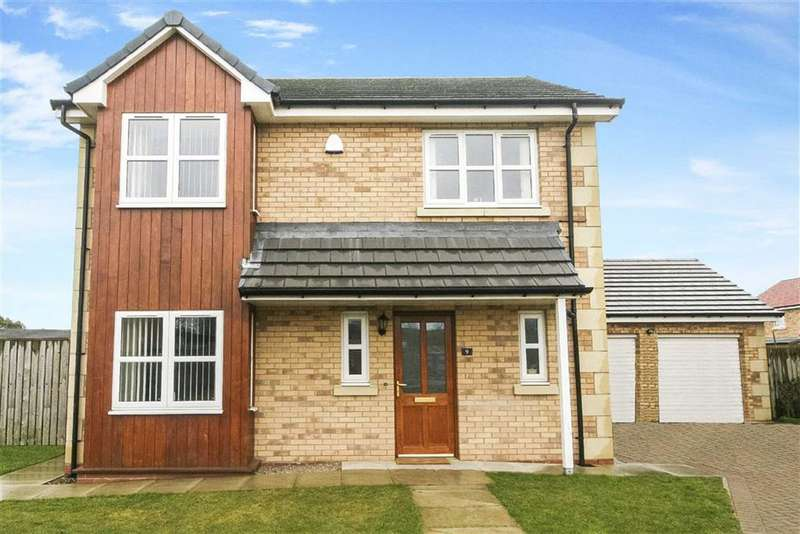 4 Bedrooms Detached House for sale in Raynham Road, Belford, Northumberland