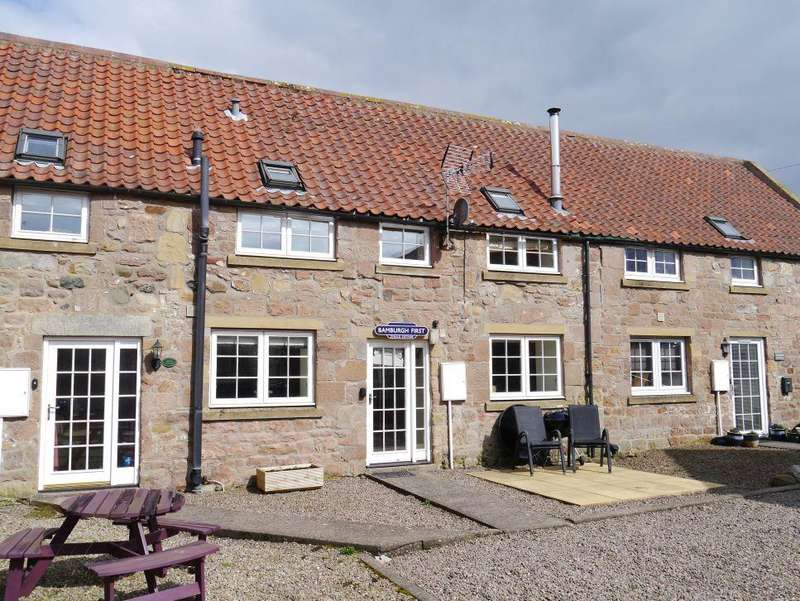 2 Bedrooms Terraced House for sale in Adderstone, Nr Belford, Northumberland