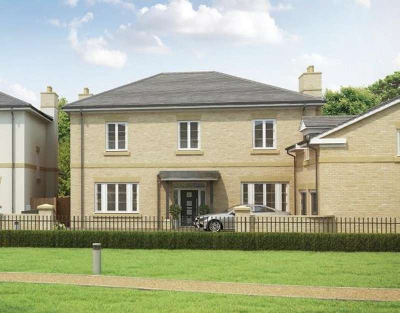 5 Bedrooms Detached House for sale in Plot 3 Burlington Villa, Regents Green