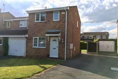 2 Bedrooms House for rent in Hilderstone Close, Alvaston, Derbyshire, DE24 0SA
