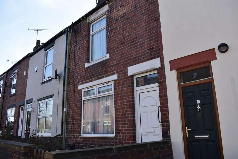 2 Bedrooms Terraced House for rent in King Street, Swallownest