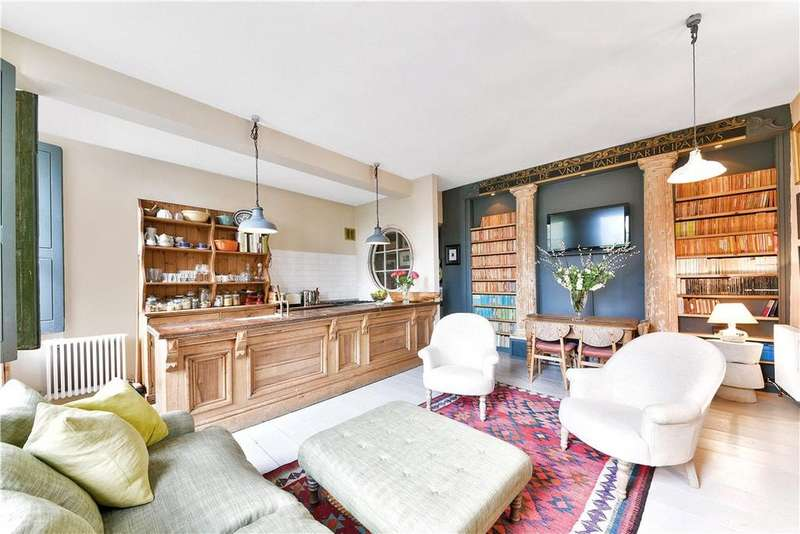 2 Bedrooms Flat for sale in Cable Street, Whitechapel, London, E1