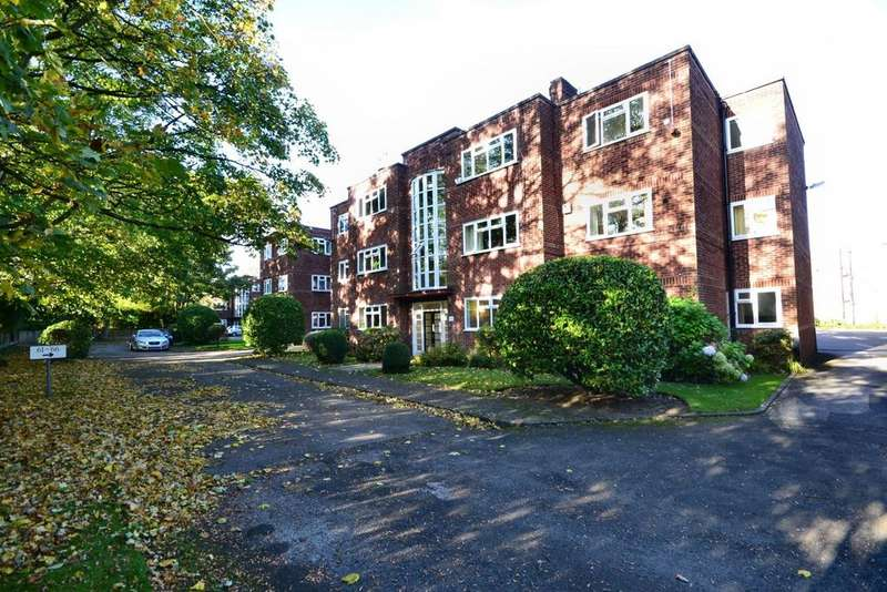 3 Bedrooms Apartment Flat for sale in Ballbrook Court, Wilmslow Road, Didsbury