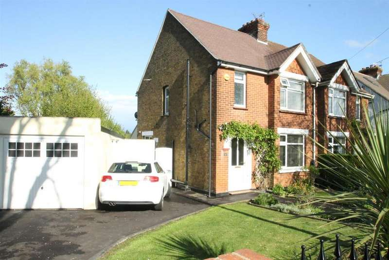 3 Bedrooms Semi Detached House for sale in Marion Crescent, Maidstone