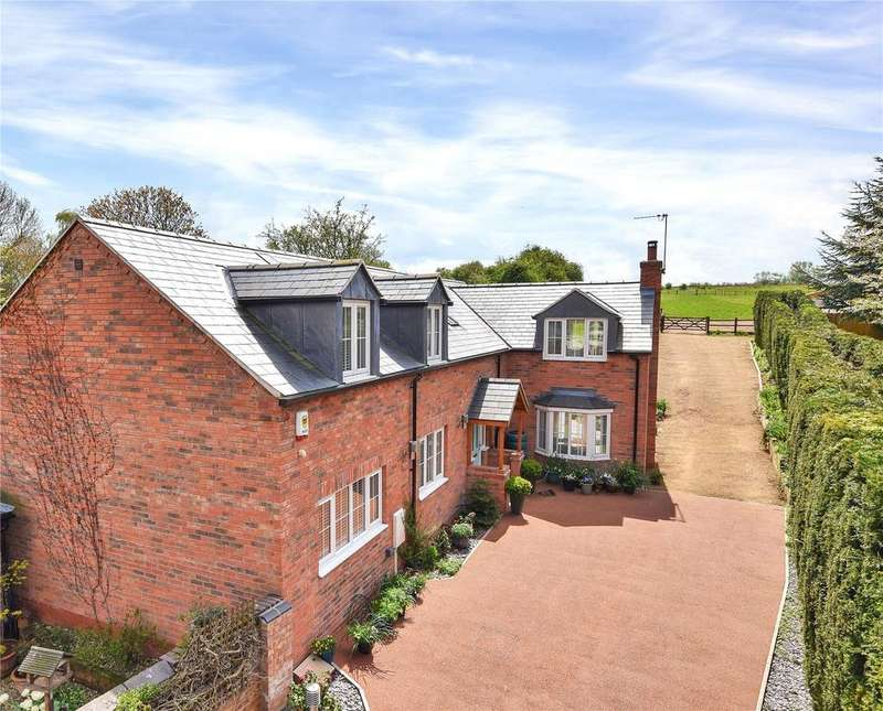 5 Bedrooms Detached House for sale in Brook Street, Wymeswold, Loughborough