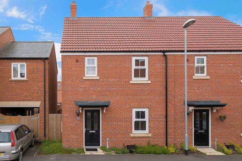 3 Bedrooms Semi Detached House for sale in Southwells Lane, Horncastle