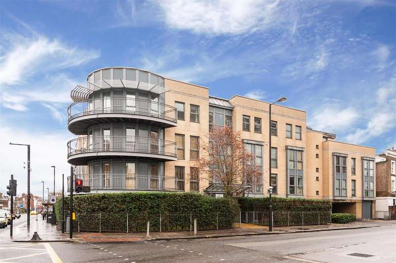 2 Bedrooms Apartment Flat for sale in Southgate Road, London, N1