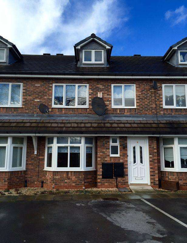 4 Bedrooms House for rent in Alexandra Grove Halewood L26