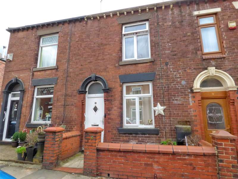 2 Bedrooms Terraced House for sale in Queen Street, Royton, Oldham, Greater Manchester, OL2