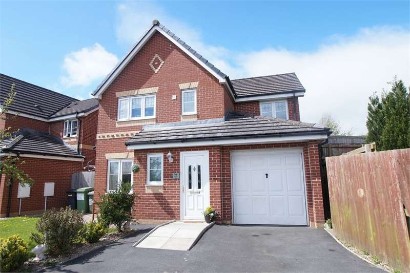 4 Bedrooms Detached House for sale in CA7 9DS Standingstone Heights, Wigton, Cumbria