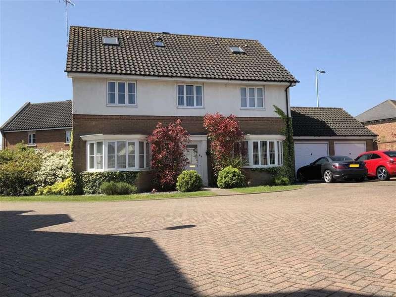 5 Bedrooms Detached House for sale in Masterson Grove, Grange Farm, Kesgrave, Ipswich
