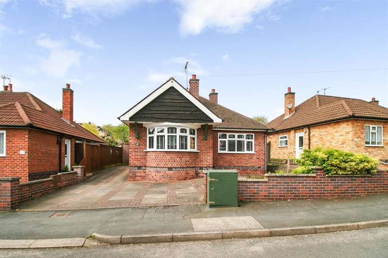 3 Bedrooms Bungalow for sale in Moorgate Avenue, Leicester