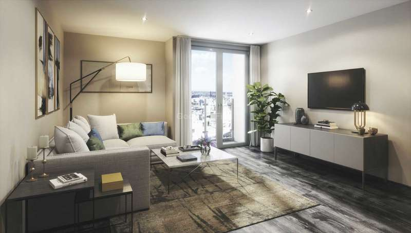 3 Bedrooms Apartment Flat for sale in The Hallmark Tower, Cheetham Hill Road, Green Quarter