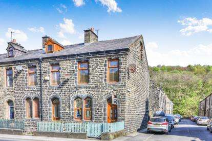 3 Bedrooms End Of Terrace House for sale in Bacup Road, Rawtenstall, Rossendale, Lancashire, BB4