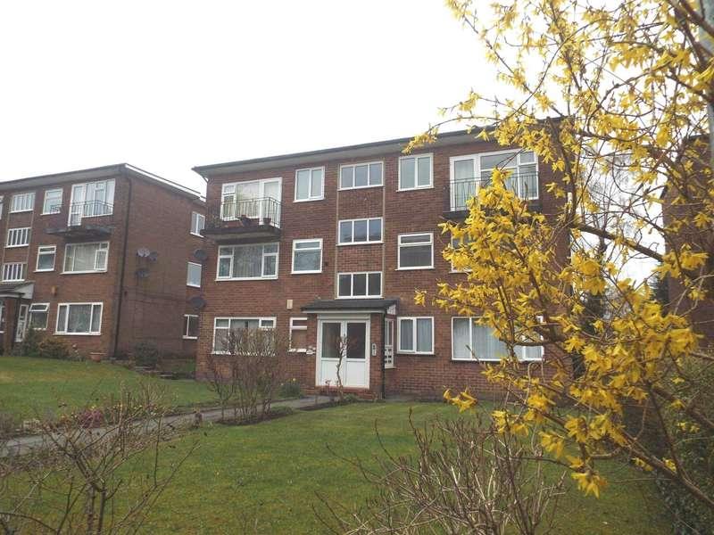 1 Bedroom Apartment Flat for sale in Lavenham Close, Bury