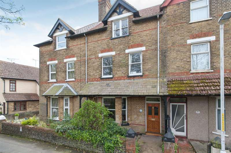 5 Bedrooms Town House for sale in Westbury Road, Westgate On Sea