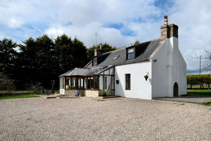 2 Bedrooms Detached House for sale in Wester Gauldwell Cottage, Craigellachie, Aberlour, Moray, AB38