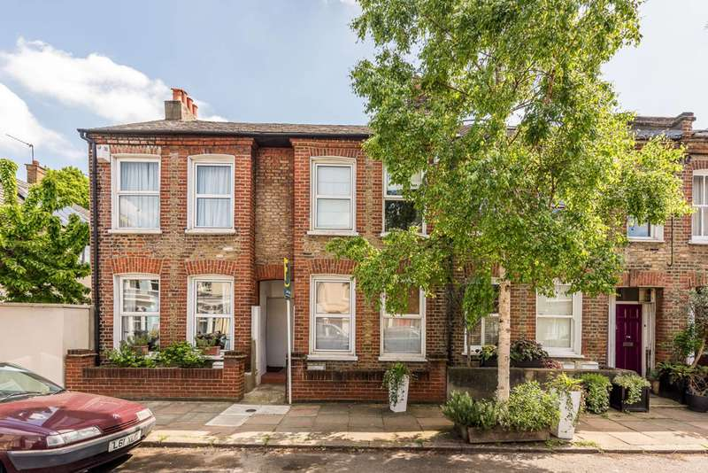 3 Bedrooms House for sale in Crimsworth Road, Vauxhall, SW8