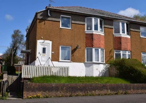 2 Bedrooms Flat for sale in Wedderlea Drive, Cardonald, G52