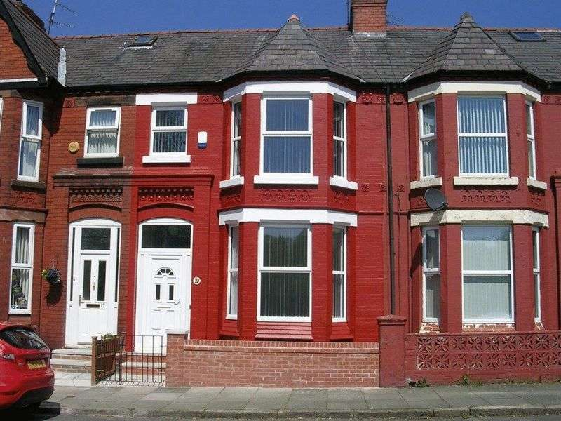 4 Bedrooms Property for sale in Earl Road, Bootle