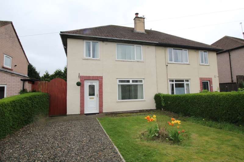 3 Bedrooms Semi Detached House for sale in Pennine Way, Carlisle, CA1