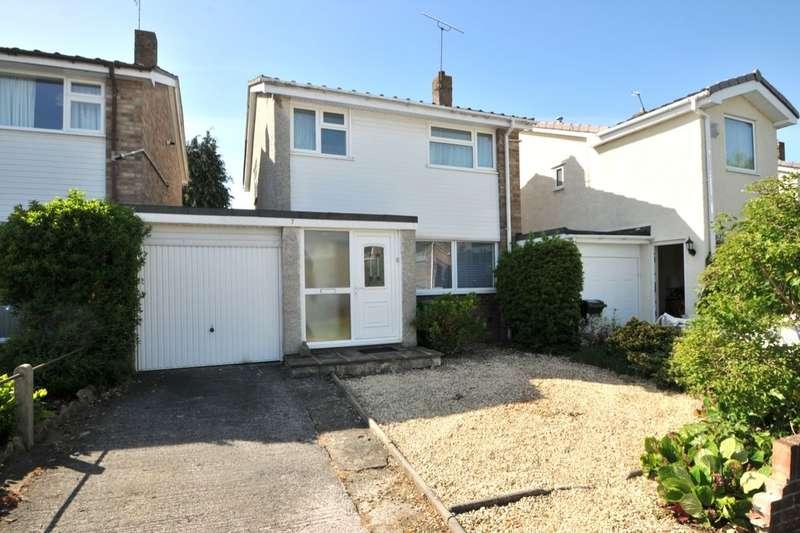 3 Bedrooms Semi Detached House for sale in Caroline Close, Keynsham, Bristol, BS31