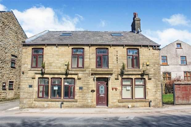 7 Bedrooms Detached House for sale in Bacup Road, Rossendale, Lancashire