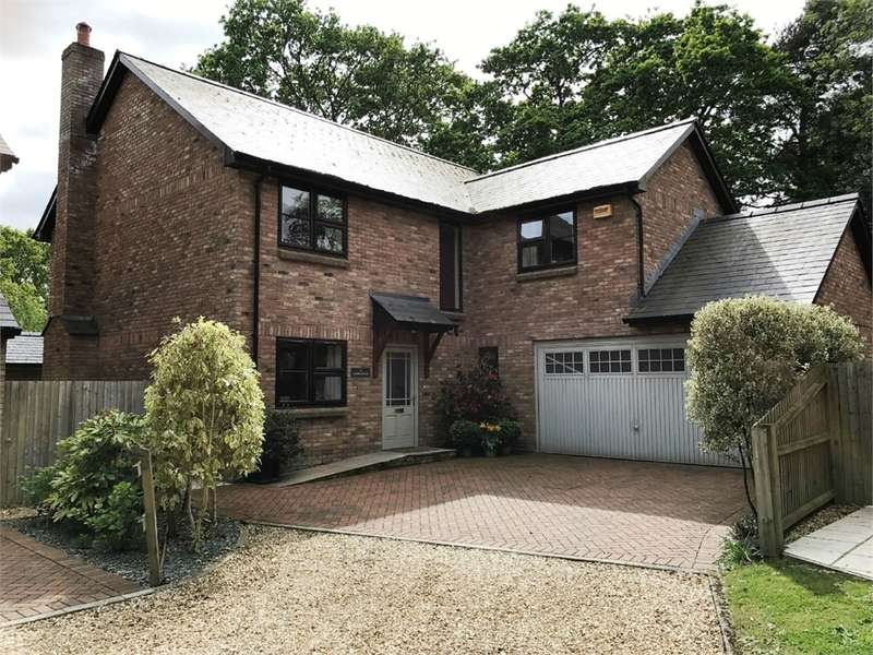 4 Bedrooms Detached House for sale in Fayremont, Station Road, Verwood, Dorset