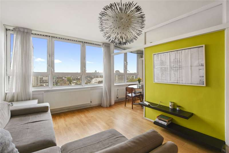 2 Bedrooms Flat for sale in Braithwaite House, Bunhill Row, London, EC1Y
