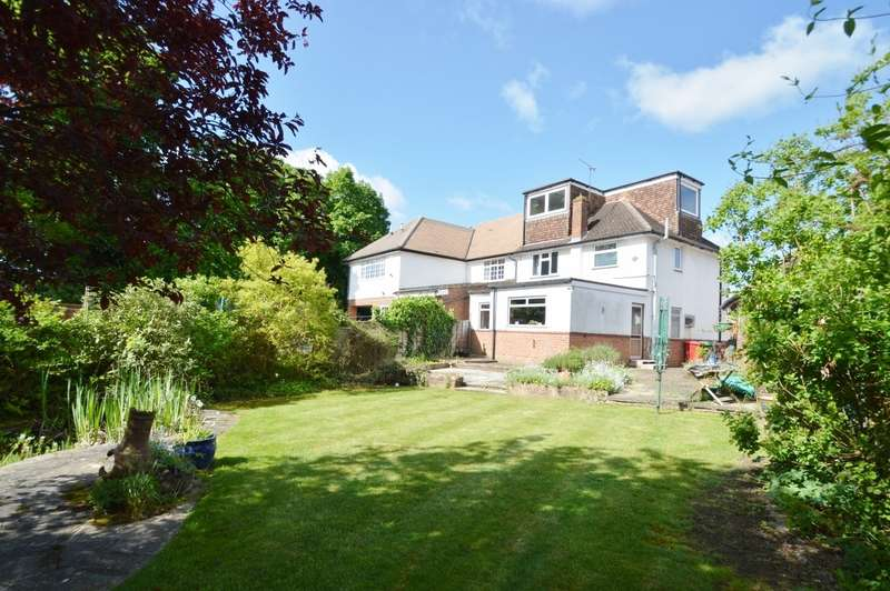 4 Bedrooms Semi Detached House for sale in Blenheim Road, Langley, SL3