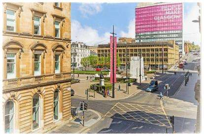1 Bedroom Flat for sale in South Frederick Street, City Centre, Glasgow