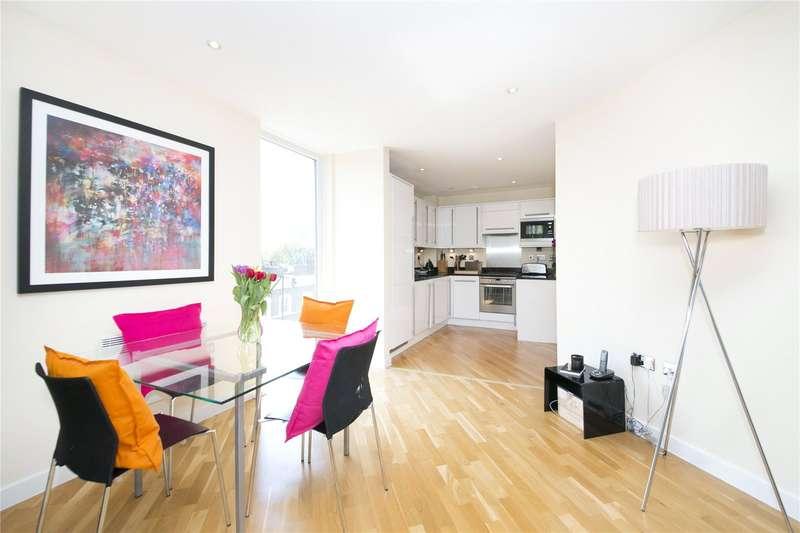 2 Bedrooms Flat for sale in Basire Street, Islington, N1