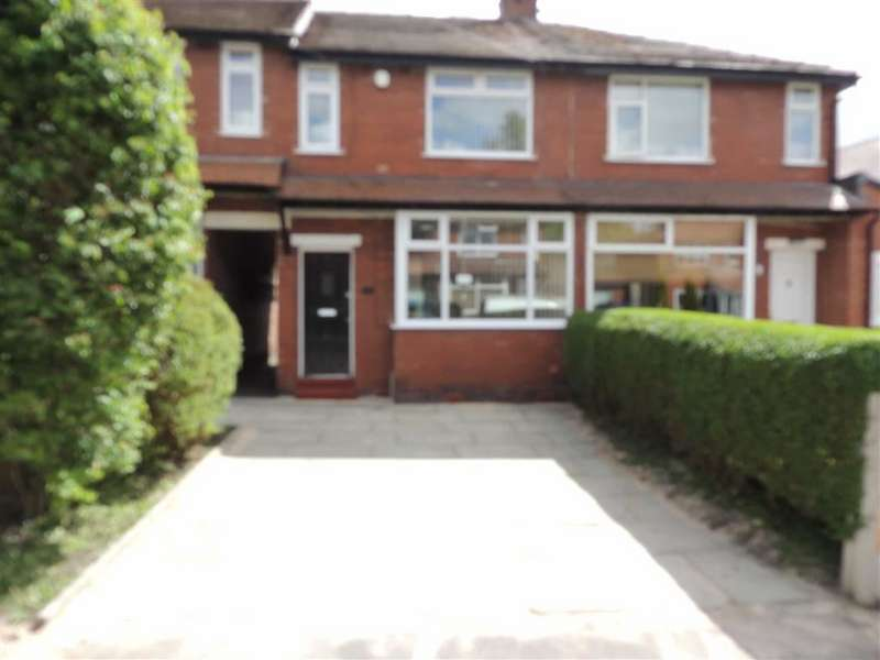 2 Bedrooms House for sale in Brownwood Avenue, Offerton, Stockport