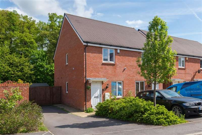2 Bedrooms Semi Detached House for sale in Old Saw Mill Place, Little Chalfont, Buckinghamshire, HP6 6FJ