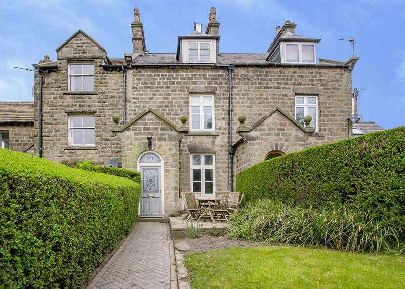 4 Bedrooms Terraced House for sale in Ashopton Road, Bamford, Hope Valley