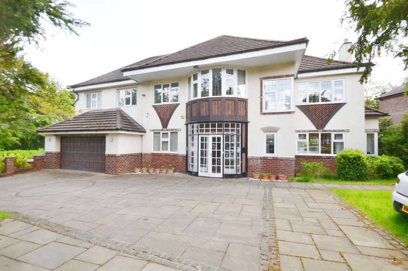 6 Bedrooms Detached House for sale in Valley Road, Cheadle