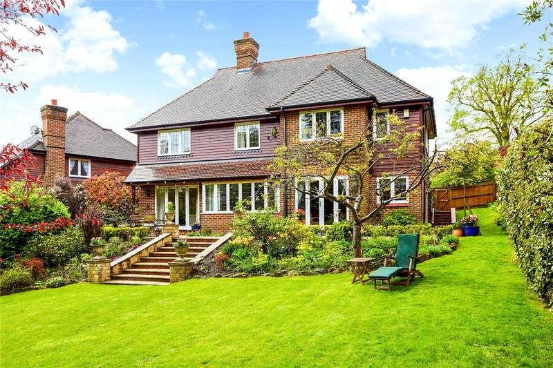 5 Bedrooms Detached House for sale in Broad Oak, Brenchley, Kent, TN12